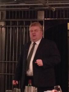 Ian Logan, The Glenlivet Global Ambassador