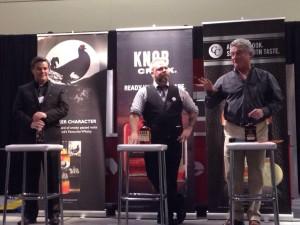 Dan Volway, Matt Jones and Dan Tullio